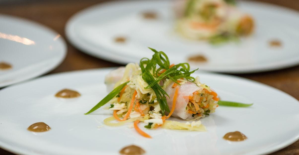 Mauritius corporate client dinner - aleit events