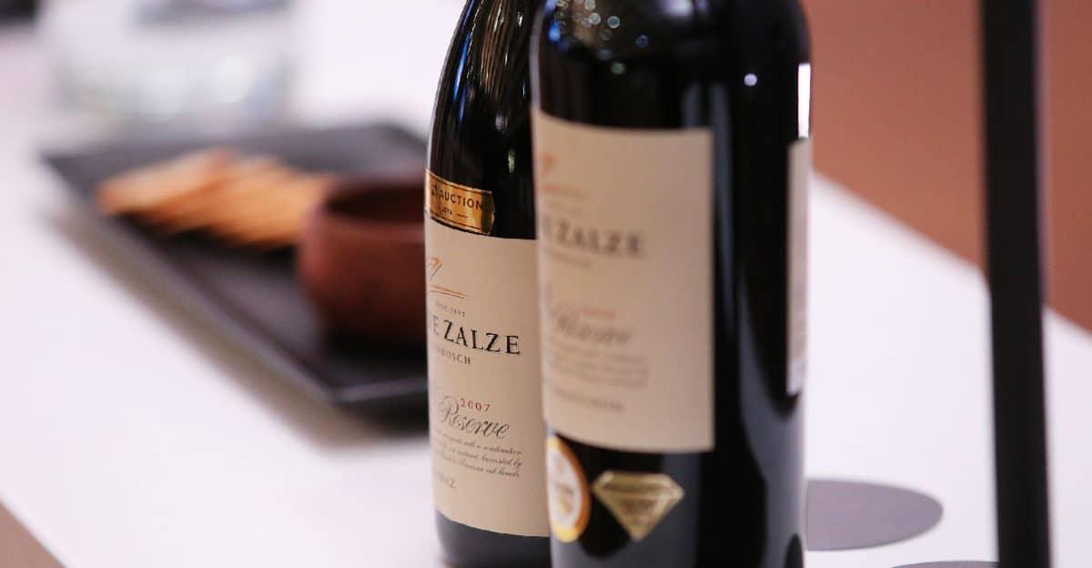 Nederburg wine auction - aleit events