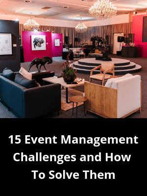 Events Challenges - aleit events