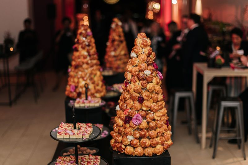 event management trends 2019, edible art - aleit events
