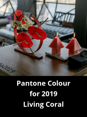 Living Coral – 2019's Pantone Colour of the Year - aleit events